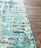 Jaipur Rugs - Hand Knotted Wool and Bamboo Silk Ivory LRB-1505 Area Rug Cornershot - RUG1116483