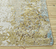 Jaipur Rugs - Hand Knotted Wool and Bamboo Silk Ivory LRB-1508 Area Rug Cornershot - RUG1083159