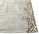 Jaipur Rugs - Hand Knotted Wool and Bamboo Silk Ivory LRB-1508 Area Rug Cornershot - RUG1104748