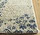 Jaipur Rugs - Hand Knotted Wool and Silk Green LRS-14 Area Rug Cornershot - RUG1090083