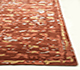 Jaipur Rugs - Hand Knotted Wool and Bamboo Silk Beige and Brown LSK-104 Area Rug Cornershot - RUG1067304