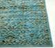 Jaipur Rugs - Hand Knotted Wool and Silk Blue NE-2349 Area Rug Cornershot - RUG1062868