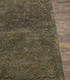 Jaipur Rugs - Hand Knotted Wool and Silk Green NE-2364 Area Rug Cornershot - RUG1064789