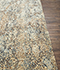 Jaipur Rugs - Hand Knotted Wool and Silk Grey and Black NMS-13 Area Rug Cornershot - RUG1078219