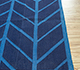 Jaipur Rugs - Flat Weave Cotton Blue PDCT-117 Area Rug Cornershot - RUG1091553