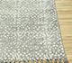 Jaipur Rugs - Flat Weave Cotton Blue PDCT-136 Area Rug Cornershot - RUG1091630