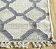 Jaipur Rugs - Flat Weave Wool and Viscose Ivory PDWV-65 Area Rug Cornershot - RUG1098526