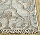 Jaipur Rugs - Flat Weave Wool and Viscose Ivory PDWV-79 Area Rug Cornershot - RUG1098540
