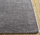 Jaipur Rugs - Hand Loom Lilen Grey and Black PHLN-01 Area Rug Cornershot - RUG1098227