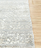 Jaipur Rugs - Hand Loom Viscose Grey and Black PHPV-102 Area Rug Cornershot - RUG1084201