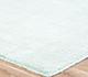 Jaipur Rugs - Hand Loom Viscose Blue PHPV-20 Area Rug Cornershot - RUG1111989