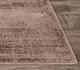 Jaipur Rugs - Hand Loom Viscose Beige and Brown PHPV-20 Area Rug Cornershot - RUG1059974