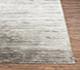 Jaipur Rugs - Hand Loom Viscose Grey and Black PHPV-20 Area Rug Cornershot - RUG1072540