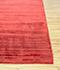 Jaipur Rugs - Hand Loom Viscose Red and Orange PHPV-20 Area Rug Cornershot - RUG1104556