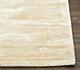 Jaipur Rugs - Hand Loom Viscose Beige and Brown PHPV-70 Area Rug Cornershot - RUG1083522