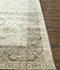 Jaipur Rugs - Hand Knotted Silk Beige and Brown PKPS-32 Area Rug Cornershot - RUG1084422