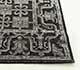 Jaipur Rugs - Hand Knotted Wool Grey and Black PKWL-248 Area Rug Cornershot - RUG1062512
