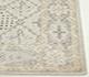 Jaipur Rugs - Hand Knotted Wool Grey and Black PKWL-5102 Area Rug Cornershot - RUG1060628