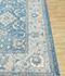 Jaipur Rugs - Hand Knotted Wool Blue PKWL-5103 Area Rug Cornershot - RUG1081568