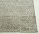 Jaipur Rugs - Hand Knotted Wool Grey and Black PKWL-61 Area Rug Cornershot - RUG1054924