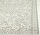 Jaipur Rugs - Hand Knotted Wool Ivory PKWL-6204 Area Rug Cornershot - RUG1063596