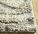Jaipur Rugs - Hand Knotted Wool Blue PKWL-636 Area Rug Cornershot - RUG1098425