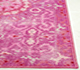 Jaipur Rugs - Hand Knotted Wool Pink and Purple PKWL-8002 Area Rug Cornershot - RUG1063626