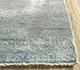 Jaipur Rugs - Hand Knotted Wool and Silk Beige and Brown PKWS-486 Area Rug Cornershot - RUG1110922