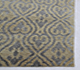 Jaipur Rugs - Hand Knotted Wool and Viscose Gold PKWV-12 Area Rug Cornershot - RUG1033783