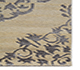 Jaipur Rugs - Hand Knotted Wool and Viscose Beige and Brown PX-2139 Area Rug Cornershot - RUG1035683