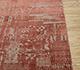 Jaipur Rugs - Hand Knotted Wool and Silk Ivory QM-716 Area Rug Cornershot - RUG1079472