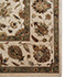 Jaipur Rugs - Hand Knotted Wool and Silk Ivory QNQ-03 Area Rug Cornershot - RUG1023334