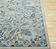 Jaipur Rugs - Hand Knotted Wool and Silk Blue QNQ-10(CM-01) Area Rug Cornershot - RUG1061815