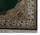Jaipur Rugs - Hand Knotted Wool and Silk Green QNQ-55 Area Rug Cornershot - RUG1021918