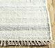Jaipur Rugs - Flat Weaves Wool and Viscose Ivory SDWV-02 Area Rug Cornershot - RUG1100267