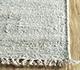 Jaipur Rugs - Flat Weave Wool and Viscose Ivory SDWV-04 Area Rug Cornershot - RUG1100269