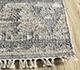 Jaipur Rugs - Flat Weave Wool and Viscose Beige and Brown SDWV-09 Area Rug Cornershot - RUG1099829
