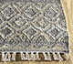 Jaipur Rugs - Flat Weave Wool and Viscose Beige and Brown SDWV-09 Area Rug Cornershot - RUG1099830