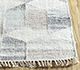 Jaipur Rugs - Flat Weaves Wool and Viscose Ivory SDWV-10 Area Rug Cornershot - RUG1100274