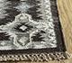 Jaipur Rugs - Flat Weave Wool and Viscose Ivory SDWV-102 Area Rug Cornershot - RUG1099780