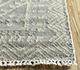 Jaipur Rugs - Flat Weave Wool and Viscose Gold SDWV-111 Area Rug Cornershot - RUG1100287