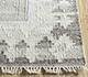 Jaipur Rugs - Flat Weave Wool and Viscose Ivory SDWV-116 Area Rug Cornershot - RUG1100397