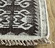 Jaipur Rugs - Flat Weave Wool and Viscose Ivory SDWV-12 Area Rug Cornershot - RUG1099784