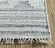 Jaipur Rugs - Flat Weave Wool and Viscose Ivory SDWV-135 Area Rug Cornershot - RUG1100298