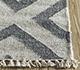 Jaipur Rugs - Flat Weave Wool and Viscose Ivory SDWV-14 Area Rug Cornershot - RUG1099843