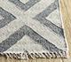 Jaipur Rugs - Flat Weave Wool and Viscose Ivory SDWV-14 Area Rug Cornershot - RUG1100301