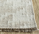 Jaipur Rugs - Flat Weave Wool and Viscose Ivory SDWV-16 Area Rug Cornershot - RUG1099788