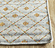 Jaipur Rugs - Flat Weave Wool and Viscose Blue SDWV-162 Area Rug Cornershot - RUG1099846