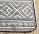 Jaipur Rugs - Flat Weave Wool and Viscose Beige and Brown SDWV-163 Area Rug Cornershot - RUG1099847