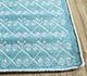 Jaipur Rugs - Flat Weaves Wool and Viscose Green SDWV-166 Area Rug Cornershot - RUG1099850